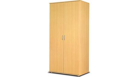 Šatní skříň šířky 85 cm RAUCH Twin 2D