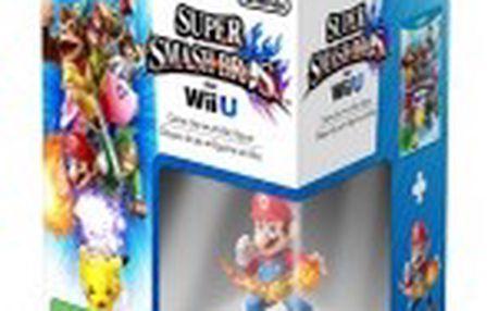 Super Smash Bros + Amiibo Mario (WIIU)