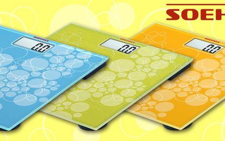 Osobní váha švýcarské značky Soehnle