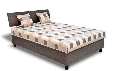 Čalouněná postel BLANÁŘ George 140x200 cm