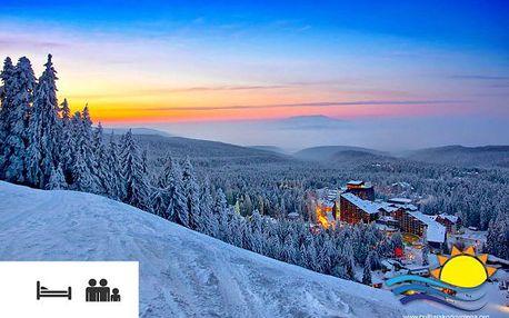Lyžařská dovolená v Bulharsku – 7 dnů