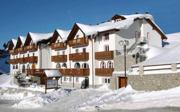Itálie, oblast Tonale/Ponte di Legno, polopenze, ubytování v 3* hotelu na 8 dní