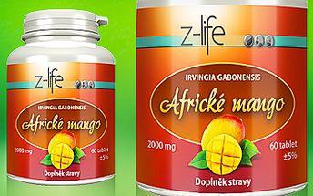Africké mango: pomáhá hubnout a snižovat cholesterol. V balení 2 ks!