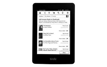 Multifunkční e-book čtečka Amazon Kindle Paperwhite 2