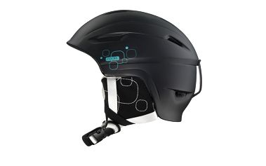 Dámská helma Salomon Pearl Origins Černá/Černá 2013-2014