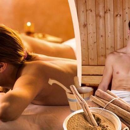 Privátní sauna s vůní skořice, masáž a solná jeskyně pro 2 osoby ve studiu Mayotte v Praze! Relaxační wellness balíček jako stvořený pro chladné zimní dny. Dopřejte si maximální uvolnění s omamnou vůní skořice.