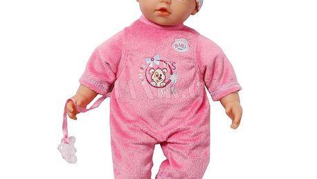 My little Baby Born tmavě růžová 32cm