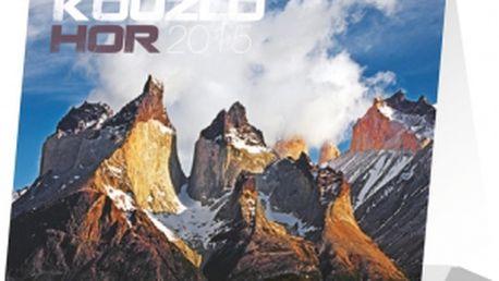 Kouzlo hor Praktik, kalendář 2015, 16,5 x 13 cm