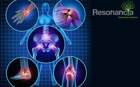 Diagnostika těla na přístroji Oberon Titanium Quantum