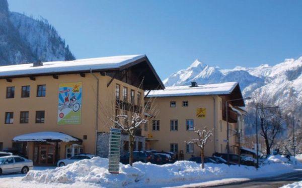 Rakousko, oblast Kaprun / Zell am See, polopenze, ubytování v 3* hotelu na 7 dní