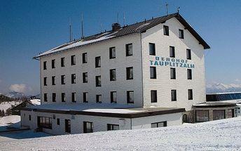 Rakousko, oblast Tauplitz, polopenze, ubytování v 3* hotelu na 6 dní