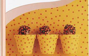 Anne Geddes Kniha Mých Prvních Pět Let Léto květináče