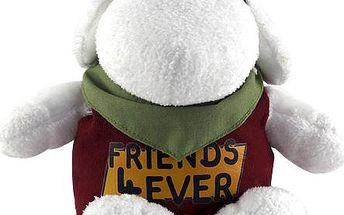 Plyš Sheepworld Plyš 12cm Friends Forever, Sheepworld