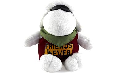 Plyš Sheepworld Plyš 12cm Friends Forever, Sheepworld