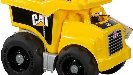 Mega CAT nákladní auto s kostkami