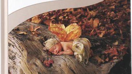 Anne Geddes Kniha Mých Prvních Pět Let Podzim motýlek