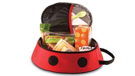 Jídelní box Animal Lunch Pack Beruška