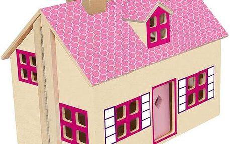 Domeček pro panenky / kufřík