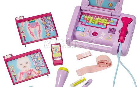 Baby Born Interaktivní Lékařský scanner