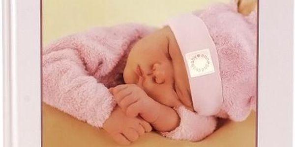 Anne Geddes Kniha Moje První Dva Roky holka CZ