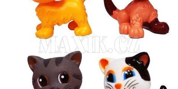 Lumpíci figurky - Psíci a kočky