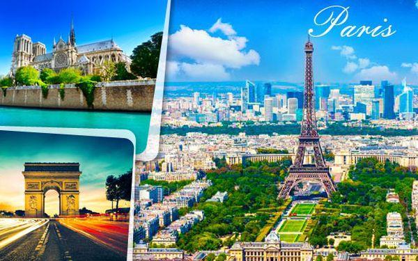Velikonoce v Paříži 2015!