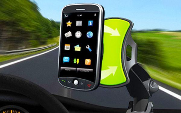 Univerzální držák pro všechny typy mobilních telefonů a GPS navigací