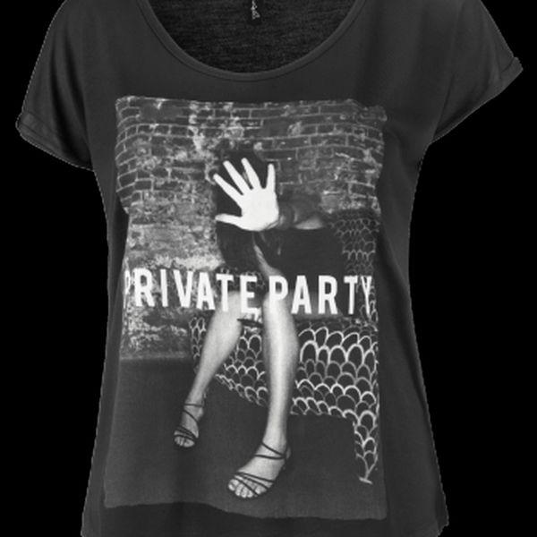 Dámské tričko s potiskem Blend She
