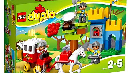 DUPLO LEGO Ville - Útok na poklad