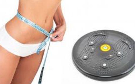 Rotační disk Twister na cvičení