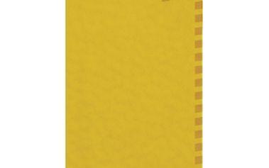 Tucson-Ontario - Kapesní, žlutá, diář 2015, 9 x 15,5 cm