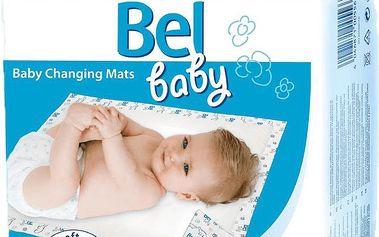 Bel Baby podložky pro přebalování kojenců, 60cm x 60cm (10ks)