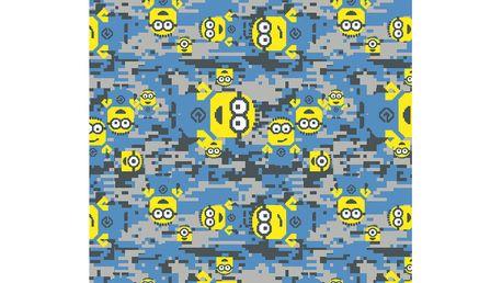 Dětská fleecová deka (100x150cm) - Mimoni