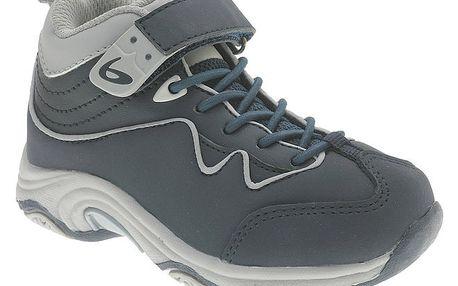 Dětské tmavě modré kotníkové boty Beppi