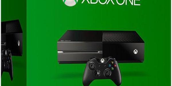 Herní konzole Microsoft Xbox One 500GB