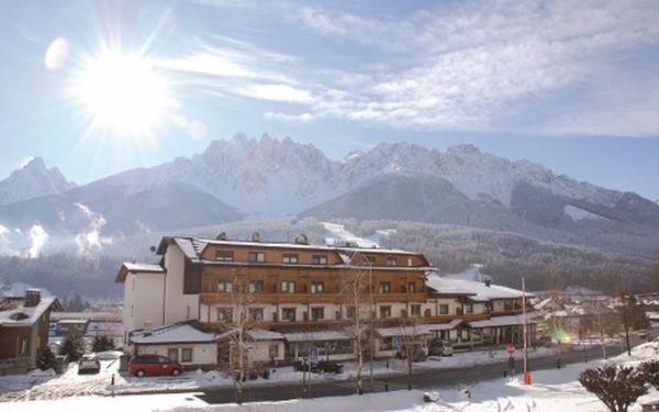 Itálie, oblast Alta Pusteria, polopenze, ubytování v 3* hotelu na 8 dní