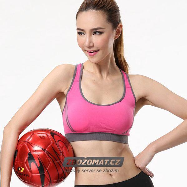 Sportovní podprsenka Crop Bra - na těle ji ani neucítíte!