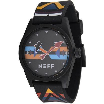 Stylové unisex hodinky Neff Daily Wild Watch warrior