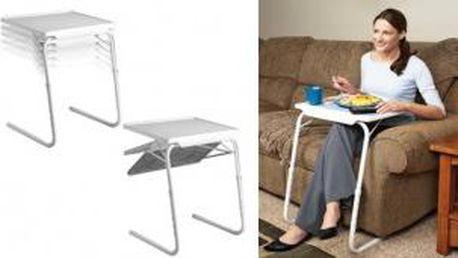 Skládací víceúčelový stolek