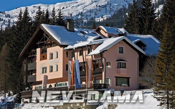 Hotel Mooserkreuz, Ski Arlberg - St. Anton / Zürs / Lech, Rakousko