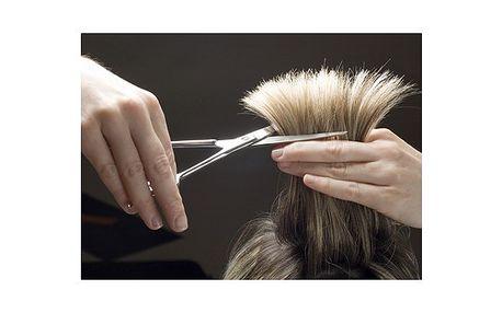 Kadeřnický balíček pro dámy - mytí, střih, foukaná a styling!