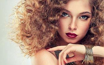 Profesionální dámský střih s vlasovou terapií Bio...