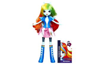 Panenka Rainbow MY LITTLE PONY Equestria Girls