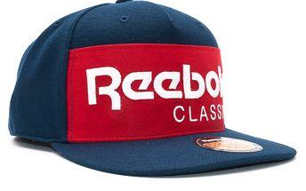 Kšiltovka Reebok Classic Foundation Navy Snapback modrá / červená / modrá