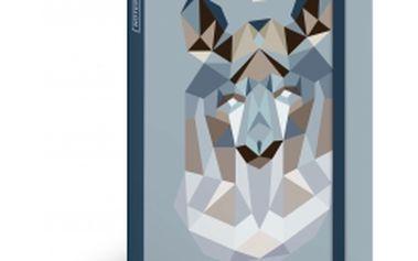 Medvěd, notes, 10,5 x 15,8 cm