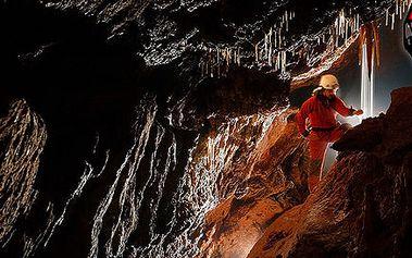 Projděte štoly a jeskyně Labských pískovců!