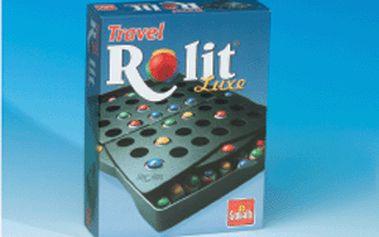 Skvělá rodinná hra Rolit - travel
