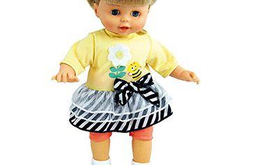 Panenka Trendy blondýnka 35cm