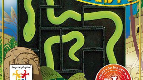 Anakonda Hlavolamová hra z řady SMART games