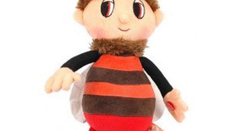 Zpívající čmeláček potěší všechny děti! Zazpívá Vám na dobrou noc písničku z Včelích medvídků!